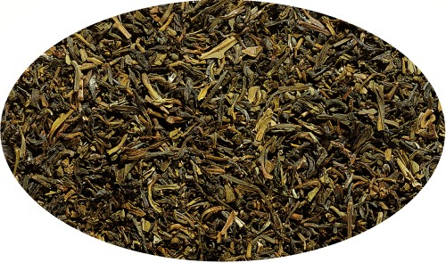 BIO-Grüner Tee Nordindien k.b.A. FTGFOP1 Makaibari - 100g