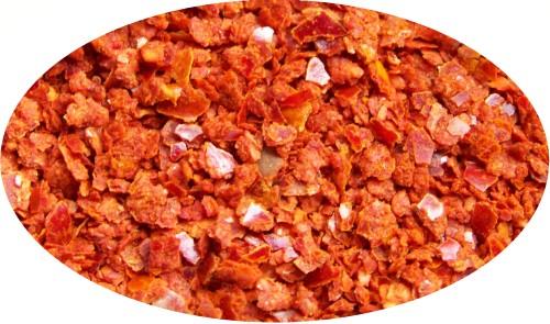 Cayennepfeffer geschrotet ohne Saat 2-3mm - 250g