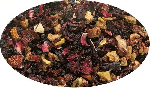 Früchteteemischung Wildkirsche aromatisiert - 250g