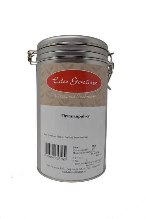 Gastrodose Thymianpulver / Thymian gemahlen - 350g