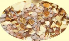 Orangen - Ingwer Salz - 1kg