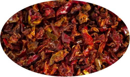 Paprikaflocken rot  9 x 9 mm - 1kg Gewürze