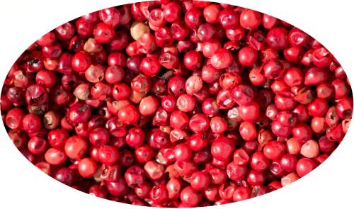Pfeffer rot / Rosa Pfeffer - 1kg Gewürze