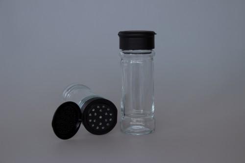 Gewürzstreuer - BIO - Muskatnüsse  / Muskatnuss gemahlen - 45g