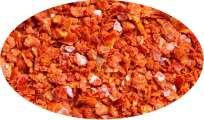 Cayennepfeffer geschrotet ohne Saat 2-3mm - 1kg