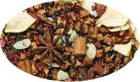 Früchteteemischung Apfel/ Cidre (Apfel-Note) aromatisiert - 100g