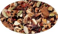 Früchteteemischung Glühwein aromatisiert - 100g