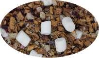 Früchteteemischung Blaubeer-Marshmallow aromatisiert - 1kg