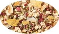 Früchteteemischung Weißer Punsch aromatisiert - 100g