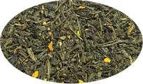Grüner Tee Sencha Mango aromatisiert - 100g