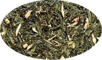 Grüner Tee Sencha Orange aromatisiert - 1kg