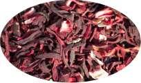 Hibiscusblüten geschnitten - 100g / Flos Hibisci cs