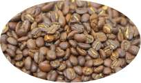 Kaffee Indonesien West Blue Java - 100g