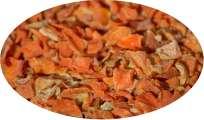 Karottenwürfel / Möhrenwürfel - 1kg