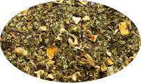 Kräutertee Brasilien Mate Sweet Orange aromatisiert - 250g
