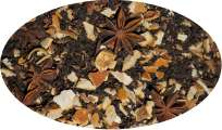 Schwarzer Tee Orange Spicy Chai - 100g