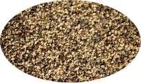 Pfeffer schwarz geschrotet - 1kg