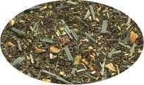 Grüne Rotbuschteemischung Lemon-Vanille aromatisiert - 250g