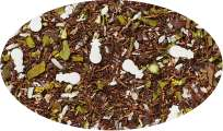 Rotbuschteemischung Little Sweet Snowman Kokos-Sahne-Note aromatisiert - 1kg