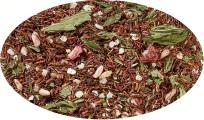 Rotbuschtee Quinoa-Hanf-Granatapfel aromatisiert - 500g