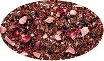 Rotbuschteemischung Himbeer/Rhabarber aromatisiert - 250g