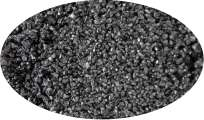 Hawaii Meersalz schwarz grob - 500g