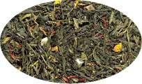 Grüner Tee Sencha Tropical Ananas Note - 100g