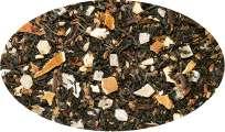 Schwarzteemischung Fruit Chai, Orangen-Creme-Note aromatisiert - 250g