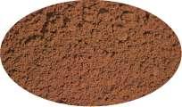 4268 Bourbon Vanilleschoten gemahlen - 100g